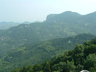 Tuanfeng County County in Hubei, Peoples Republic of China