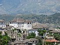 View over Town with Derelict Traditional Home in Foreground - Gjirokastra - Albania (40628958860).jpg