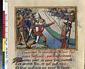 Vigiles de Charles VII, fol. 156v, Prise de Pont-Audemer (1449).jpg