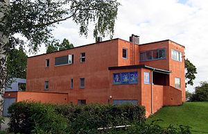 Arne Korsmo - Image: Villa Riise Hamar