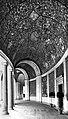 Villa giulia, portici con affreschi di pietro venale e altri, 03 bn.jpg
