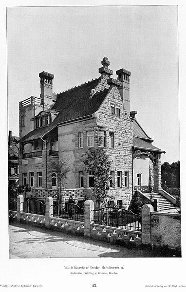 datei villa in blasewitz dresden hochuferstr 12. Black Bedroom Furniture Sets. Home Design Ideas