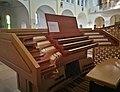Vilshofen an der Donau, Abtei Schweiklberg, Dreifaltigkeitskirche, Orgel (6).jpg