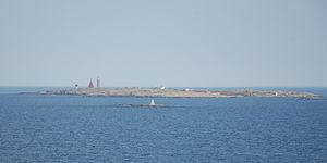 Vinga (Gothenburg) - Vinga island in May 2013.
