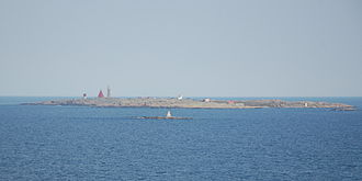 Vinga (Gothenburg) - Vinga island in May 2013.