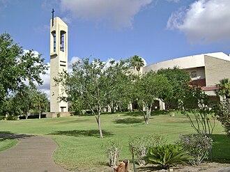 San Juan, Texas - Image: Virgin de San Juan Church