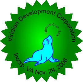 Viridian Corporate Seal