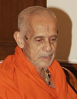 Vishwesha Tirtha Indian Hindu guru, saint and swamiji of the Sri Pejavara Adokshaja Matha (1931-2019)