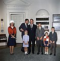 Visit of Scott Carpenter and his family to the White House.jpg