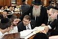Visits the Mir Yeshiva, Bedomaich Chayi and Dor Yeshorim No.145 (6673333713).jpg