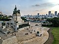 Vista aérea do Monumento à Independência.jpg
