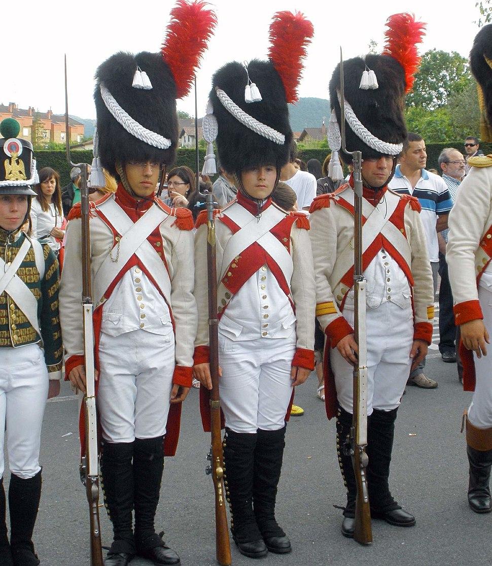 Vitoria - Recreación histórica de la Batalla de Vitoria, bicentenario 1813-2013 026