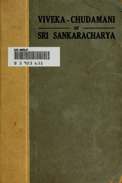 File:Vivekachudamani.djvu
