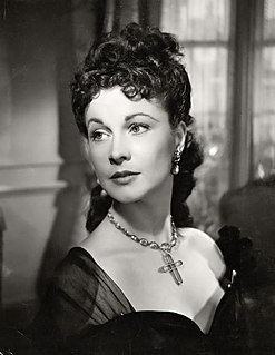 Vivien Leigh on stage and screen