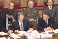 Vladimir Putin at CIS Summit 30 November-1 December 2000-3.jpg