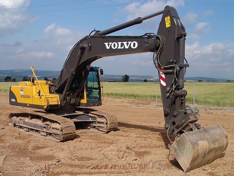 macchinari industriali volvo 800px-Volvo_Kettenbagger_EC290B_2
