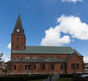 Abbey of Our Lady, Aalborg - Abbey of Our Lady. Aalborg, Denmark.