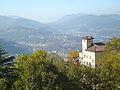 Vue de Lugano et du lac depuis le Monte Brè 06.JPG