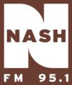 WFBE (Nash FM 95.1) logo.png