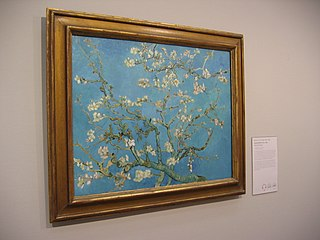 Almond Blossoms - Vincent van Gogh 1890