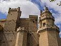 WLM14ES - Olite Palacio Real Torre de las Tres Coronas 00006 - .jpg