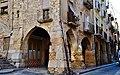 WLM14ES - Porxos medievals, o arcs del carrer de la Merceria, Tarragona - MARIA ROSA FERRE.jpg