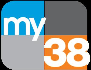 WSBK-TV - WSBK's Former/2D logo, used from September 19, 2011 through August 2015.