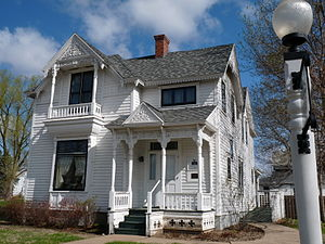 National Register of Historic Places listings in Eau Claire County, Wisconsin