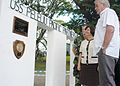 Wall dedicated to USS Peleliu DVIDS58668.jpg