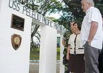Wall dedicated to USS Peleliu DVIDS58668.jpg