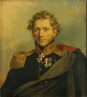 Ludwig von Wallmoden-Gimborn - Portrait by George Dawe, 1823/25