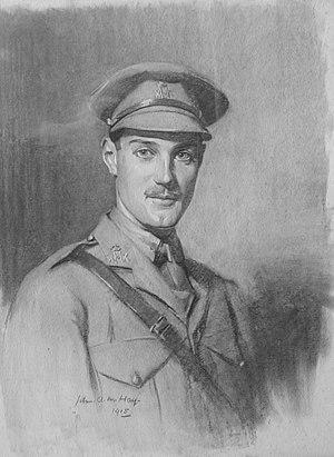 Walter Hall (Unionist politician) - 1915 (age 23)