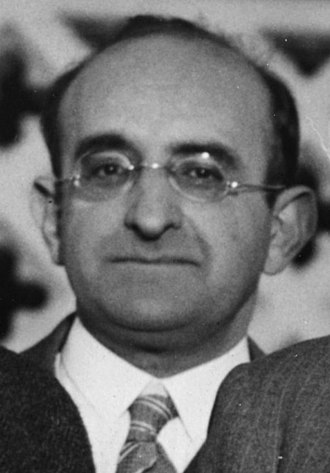Walther Mayer - Mayer in 1931