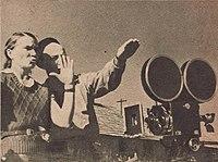 Wanda Jakubowska i Borys Monastyrski - Ostatni Etap - Film nr 26 - 1947-11-01.JPG