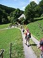 Wandergruppe Schwarzwald.JPG