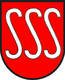 Blason de Bad Salzdetfurth
