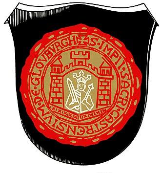 Glauburg - Image: Wappen Glauburg