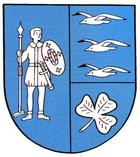 Wappen der Gemeinde Stadland