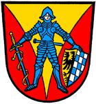 Das Wappen von Zwiesel