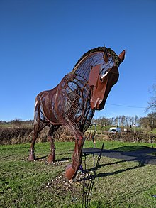 Photo of War Horse