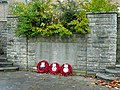 War memorial at St. Margaret's Almshouses - geograph.org.uk - 1052644.jpg