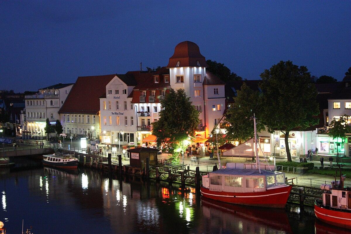 Ostsee Warnemunde Hotel Gunstig