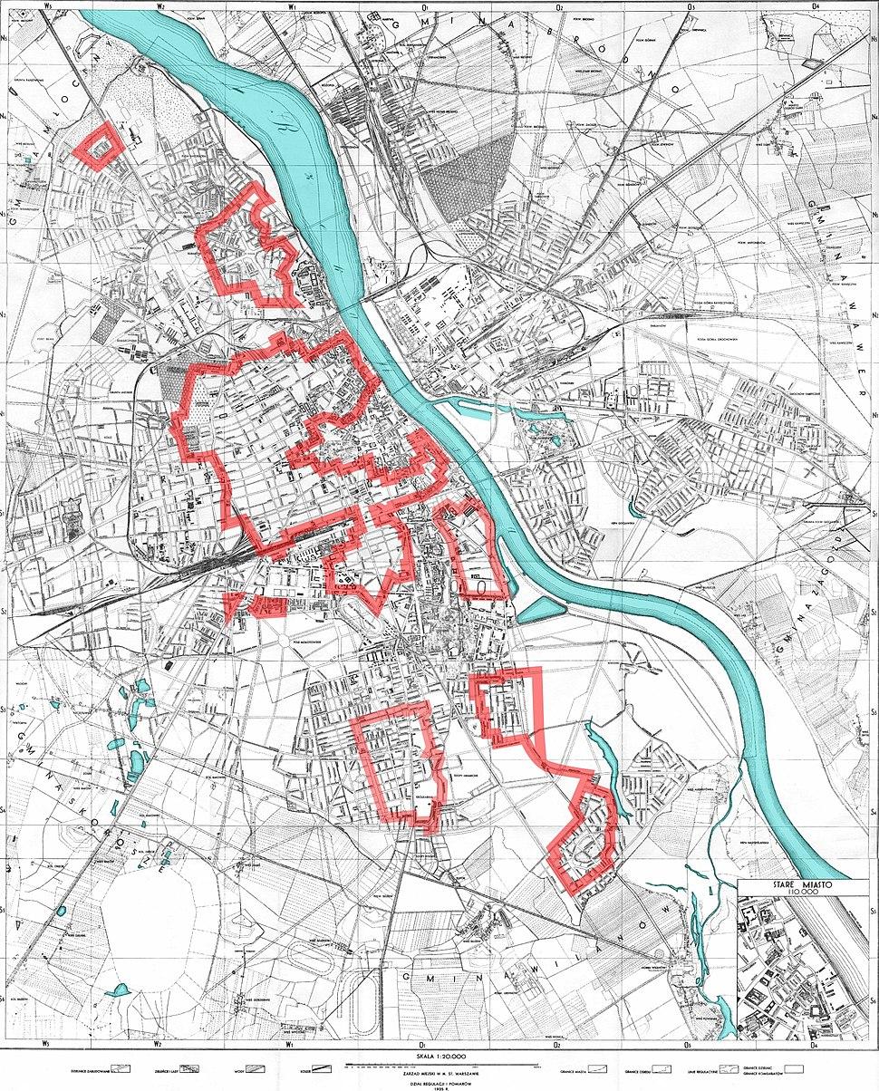 Warszawa Powstanie 1944-08-04