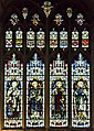 Warwick, St Mary's church window (36688725736).jpg