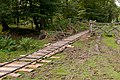 Warwickslade Cutting - laying the railway - geograph.org.uk - 1472177.jpg