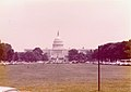 Washington D C August 1975 - Capitol and National Mall.jpg