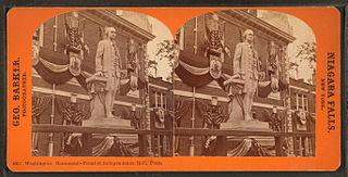 Joseph A. Bailly French-born American sculptor