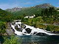 Waterfall - Geiranger (1544352284).jpg