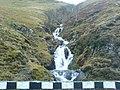 Waterfall in Dalveen Pass - geograph.org.uk - 668419.jpg