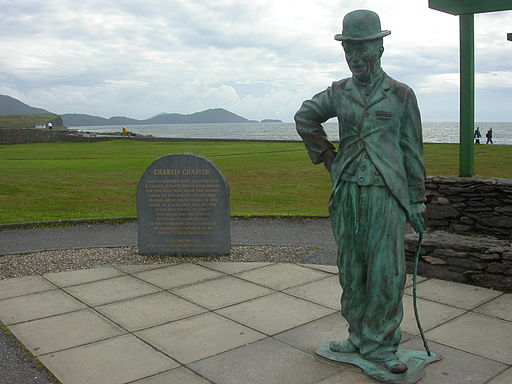 Waterville Golf Links | Charlie Chaplin